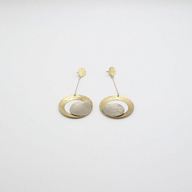 dda92d0c669 Scarabee Opus Bronze Earrings Dangling
